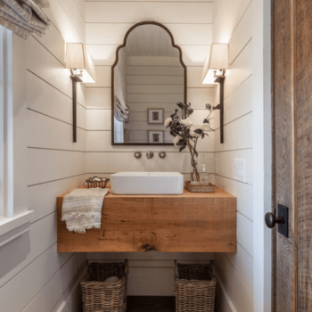 6 Ideas to Decorate With Shiplap