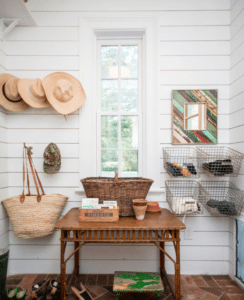 mudroom shiplap