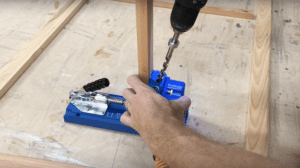 pocket hole jig diy storm window