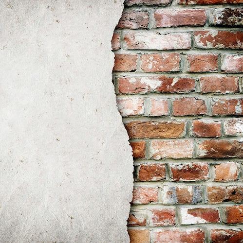 The Dangers of Sandblasting Old Brick