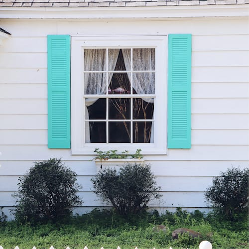 Why Fake Shutters Make Me Angry The Craftsman Blog