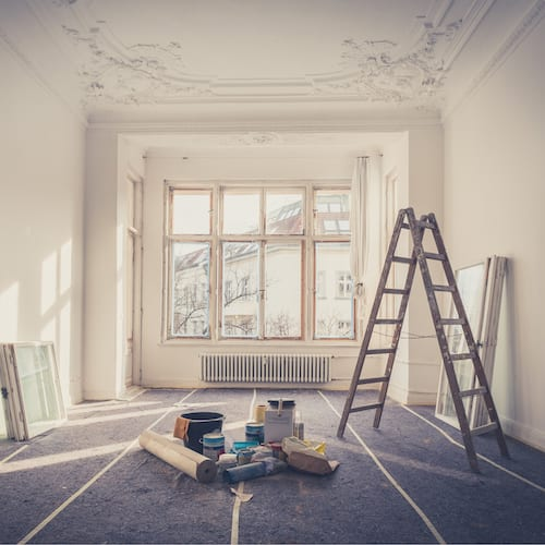 How To Paint A Room Like A Pro The Craftsman Blog