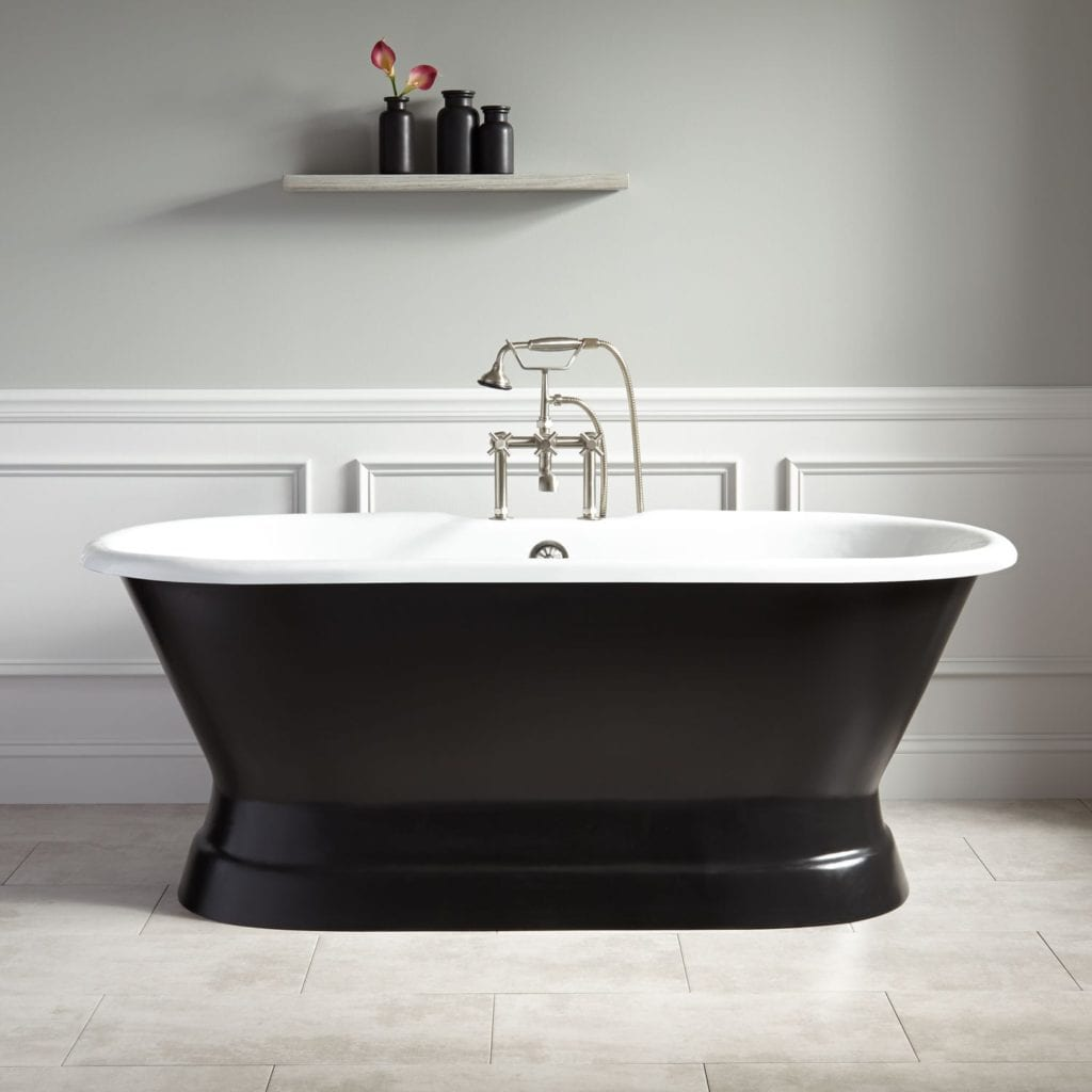 All About The Clawfoot Tub The Craftsman Blog