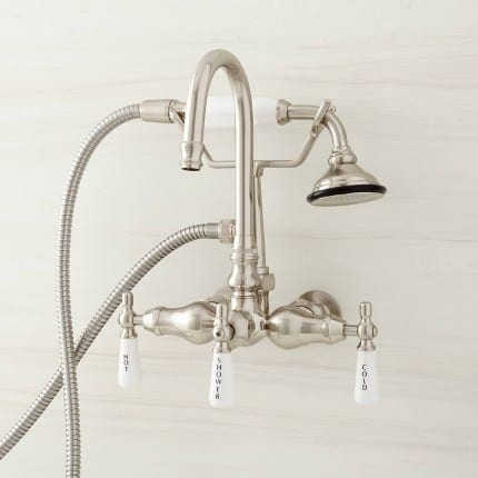 gooseneck faucet