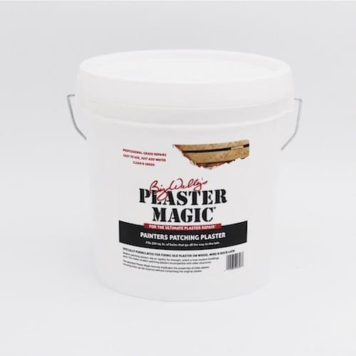 Big Wally's Plaster Magic