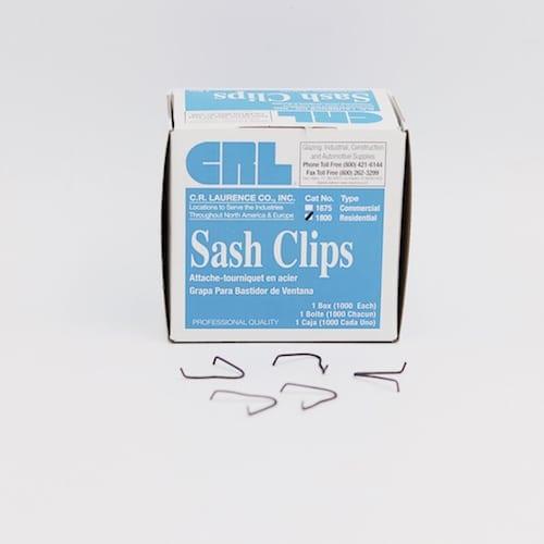 Steel Window Sash Clips