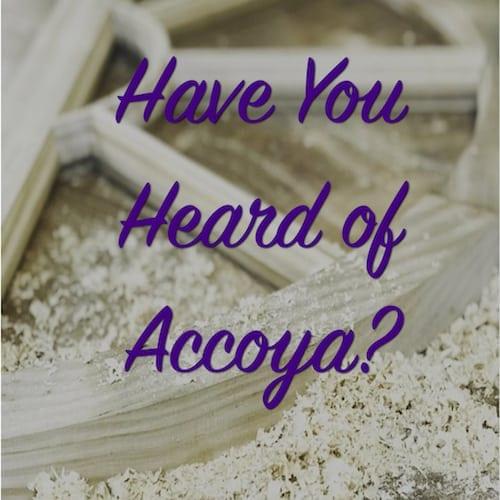 have you heard of accoya