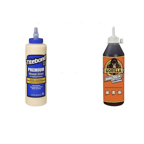 Wood Glue vs Polyurethane Glue
