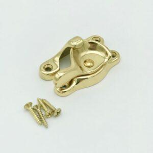 brass sash lock