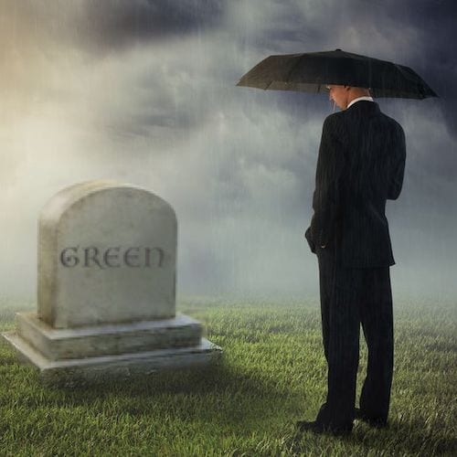 "Why ""Green"" is Dead"
