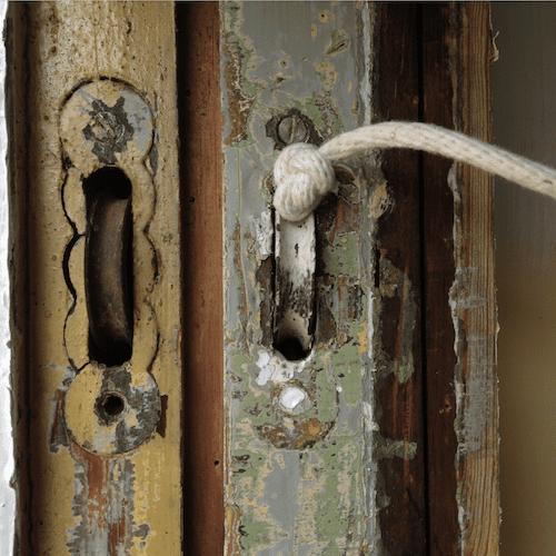How To: Restore Window Jambs