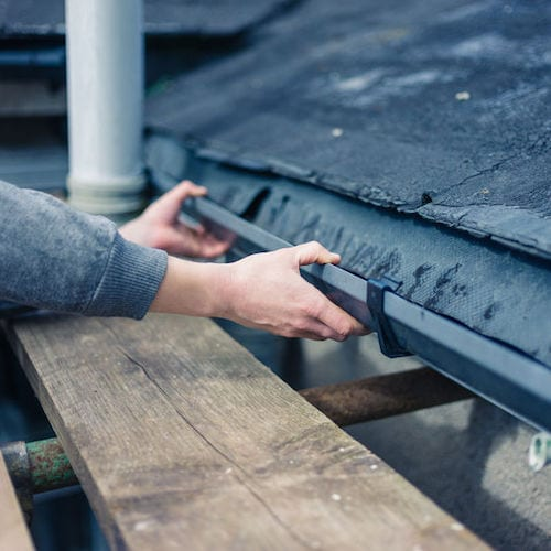 What Types of Gutters Fit Historic Homes?