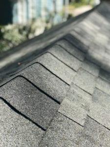 grey asphalt shingles
