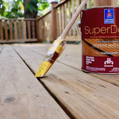 How To: Restore a Wood Deck