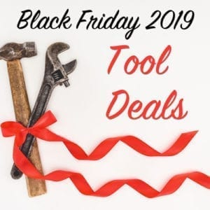 black friday 2019 tool deals