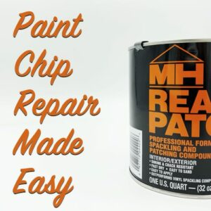 Paint Chip Repair Made Easy