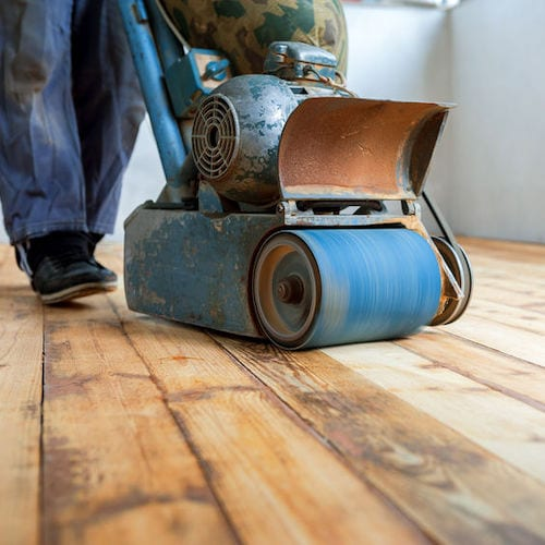 Wood Floor Refinishing Made Easy