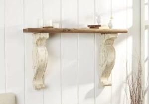 corbel shelf