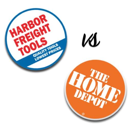 harbor freight vs home depot