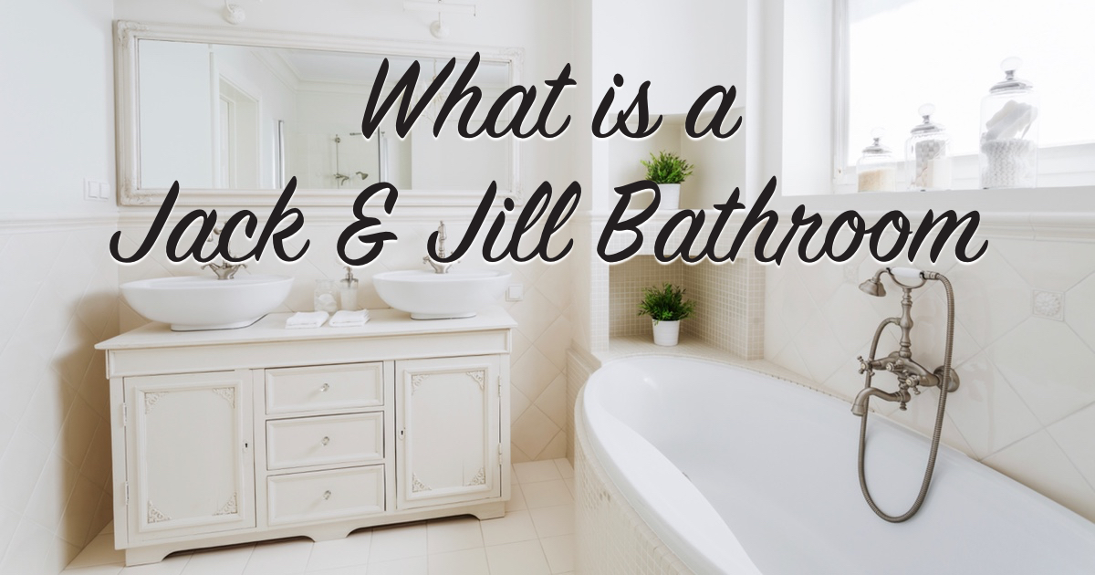 What Is A Jack And Jill Bathroom The Craftsman Blog