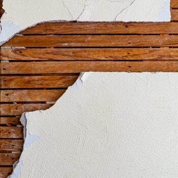 how to repair a plaster ceiling
