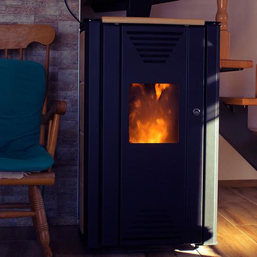 pellet furnace