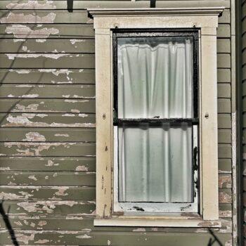 Stuck window